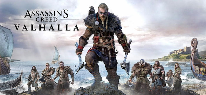 Download game hành động Assassin's Creed Valhalla Full miễn phí cho PC