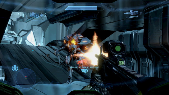 Tải game hành động Halo The Master Chief Collection Halo 4 miễn phí cho PC