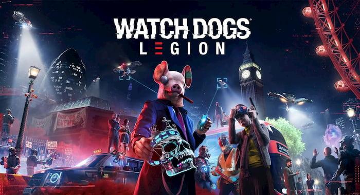 Tải game hành độngWatch Dogs Legion miễn phí cho PC