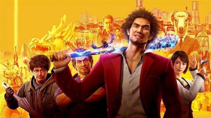 Tải game hành động Yakuza Like a Dragon miễn phí cho PC
