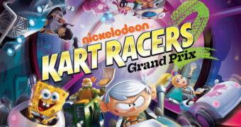 Download game hành động Nickelodeon Kart Racers 2 Grand Prix Full miễn phí cho PC