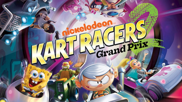 Download game hành động Nickelodeon Kart Racers 2 Grand Prix Full miễn phí cho PC