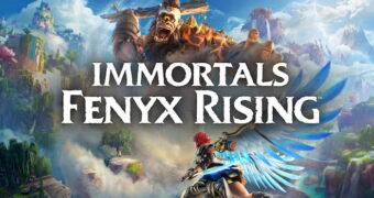 Tải game hành động Immortals Fenyx Rising miễn phí cho PC