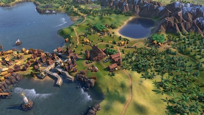Tải game hành động Sid Meiers Civilization VI miễn phí cho PC
