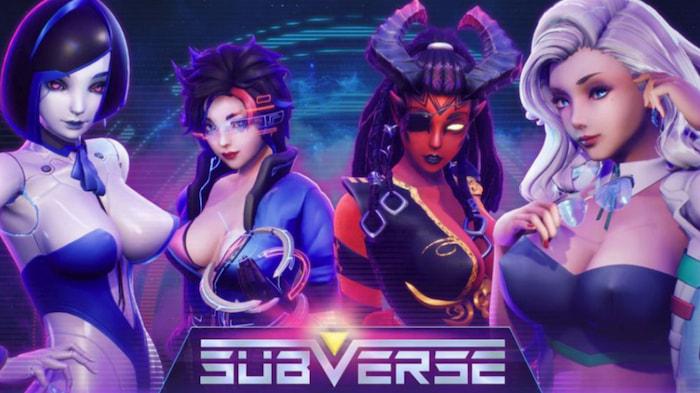 Tải game chiến lượcSubverse miễn phí cho PC