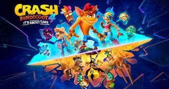 Tải game hành động Crash Bandicoot 4: It's About Time miễn phí cho PC