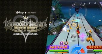 Tải game hành động Kingdom Hearts Melody of Memory miễn phí cho PC