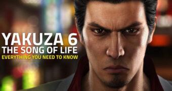 Tải game hành động Yakuza 6 The Song of Life miễn phí cho PC