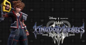 Tải game nhập vai hành động Kingdom Hearts 3 Re Mind miễn phí cho PC