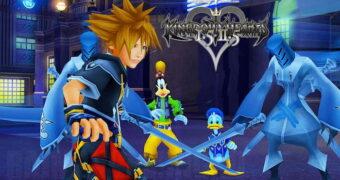 Tải game nhập vai hành độngKingdom Hearts HD 1.5 + 2.5 Remix miễn phí cho PC