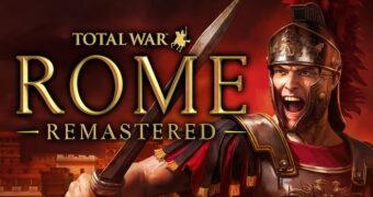 Tải game hành động chiến lượcTotal War Rome Remastered miễn phí cho PC