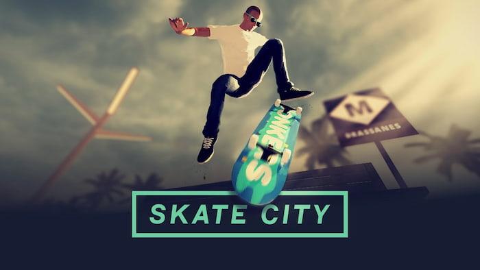Tải game thể thao Skate City miễn phí cho PC