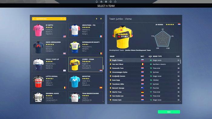 Tải game đua xePro Cycling Manager 2021 miễn phí cho PC