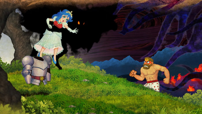 Tải game hành độngGhosts n Goblins Resurrection miễn phí cho PC