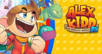 Tải game hành động Alex Kidd in Miracle World DX miễn phí cho PC