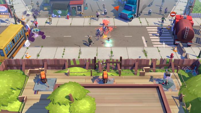 Tải game hành động The Last Kids on Earth and the Staff of Doom miễn phí cho PC