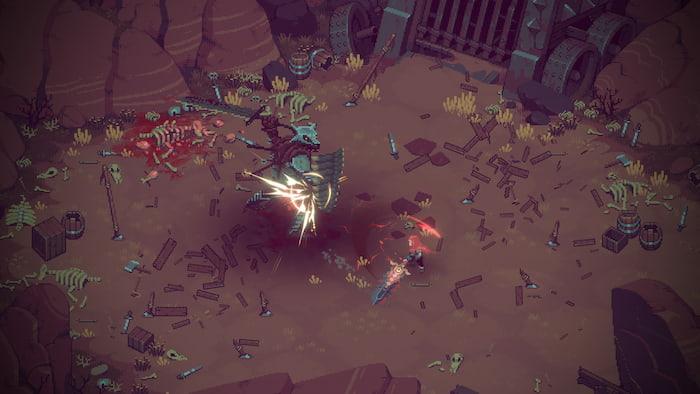 Tải game hành động nhập vaiEldest Souls miễn phí cho PC