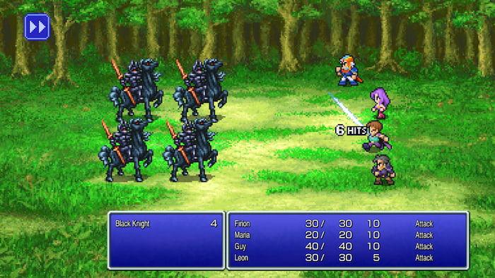 Tải game nhập vai Final Fantasy II Remake miễn phí cho PC