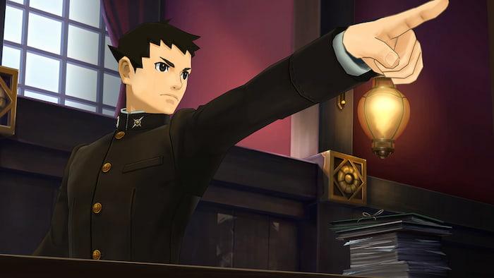 Tải game phiêu lưuThe Great Ace Attorney Chronicles miễn phí cho PC