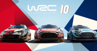 Tải game đua xeWRC 10 FIA World Rally Championship miễn phí cho PC