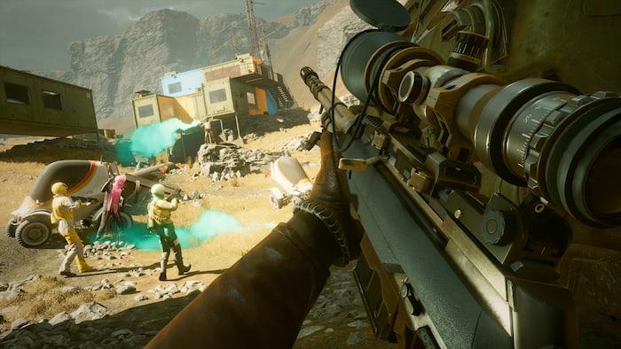 Download game bắn súngDeathloop miễn phí cho PC