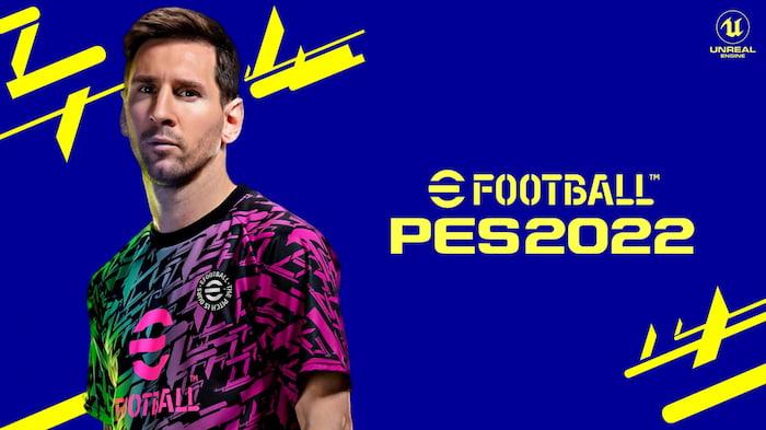 Tải game bóng đá eFootball 2022 miễn phí cho PC