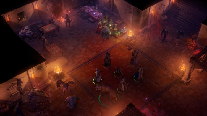 Tải game nhập vaiPathfinder Wrath of The Righteous miễn phí cho PC