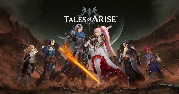 Tải game nhập vai hành độngTales of Arise miễn phí cho PC